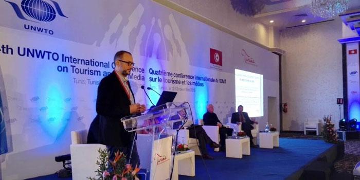 TGV Lab, en la IV Conferencia Internacional sobre Turismo y Medios de Comunicación de la OMT