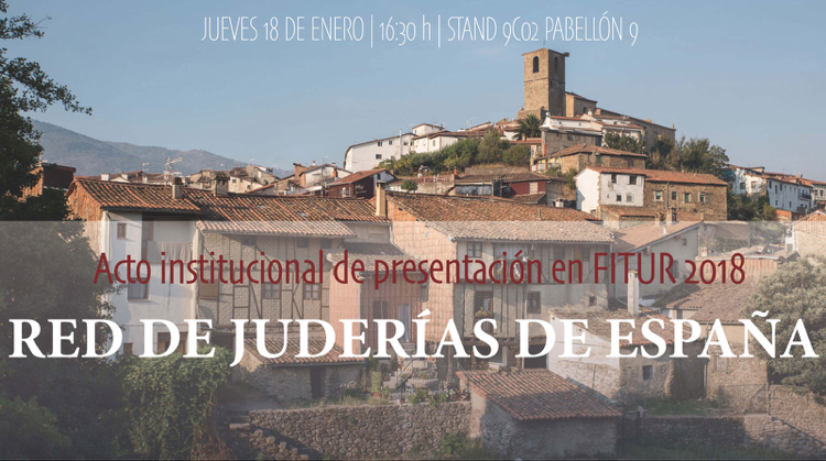 La Red de Juderías de España se presenta en FITUR