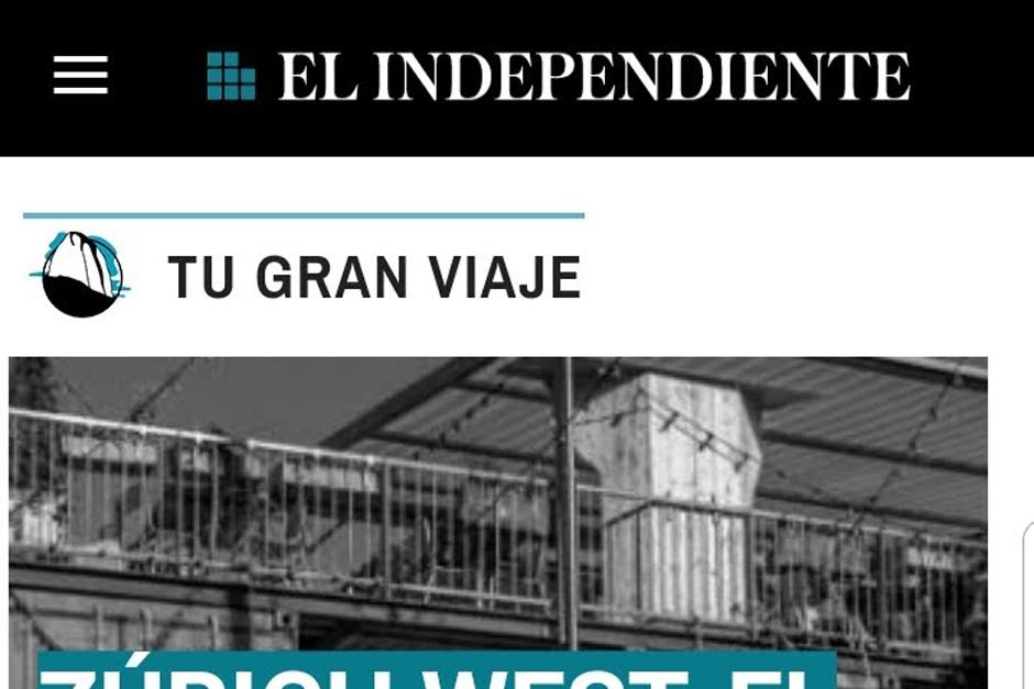 Tu Gran Viaje y El Independiente, nuevos compañeros de viaje