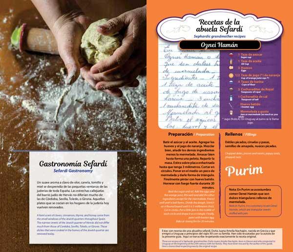 Descubre Sefarad desde casa con las recetas de la Red de Juderías de España | TGV Lab agencia comunicación Red de Juderías de España