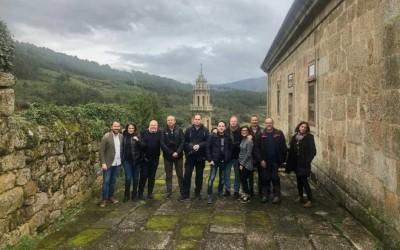 TGV Lab organiza el viaje de prensa a Galicia de la Red de Juderías