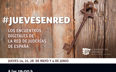 #JuevesEnRed, nueva campaña de promoción para Red de Juderías de España